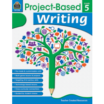 TCR2783 Project Based Writing Grade 5