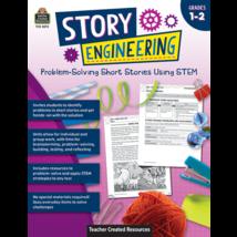 TCR8273 Story Engineering: Problem-Solving Short Stories Using STEM (Gr. 1–2)