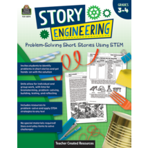 TCR8274 Story Engineering: Problem-Solving Short Stories Using STEM (Gr. 3–4)