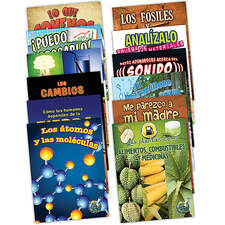 Mi biblioteca de ciencias Set 4-5 (set of 12)