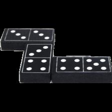 Foam Dominoes: Black