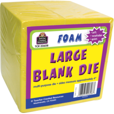 Large Foam Blank Die