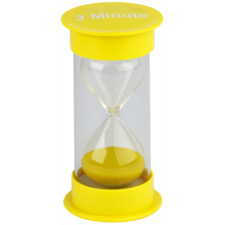 3 Minute Sand Timer-Medium