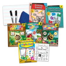Learning Together: Writing K Set