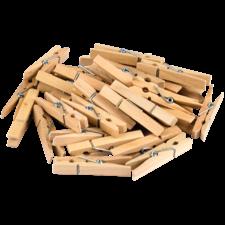 STEM Basics: Medium Clothespins - 50 Count