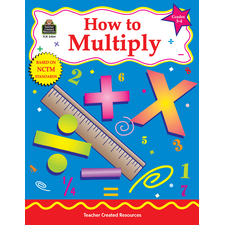 How to Multiply, Grades 3-4