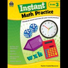 Instant Math Practice Grade 3