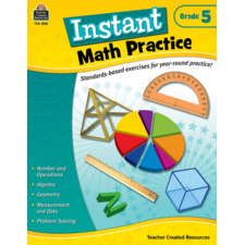Instant Math Practice Grade 5