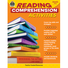 Reading Comprehension Activities Grade 5-6