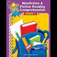 Nonfiction & Fiction Reading Comprehension Grade 1