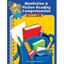 Nonfiction & Fiction Reading Comprehension Grade 5