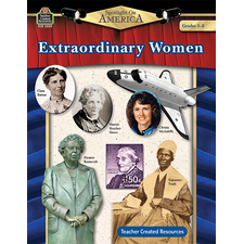 Spotlight On America: Extraordinary Women