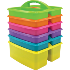 Brights Storage Caddies Set 6-Pack