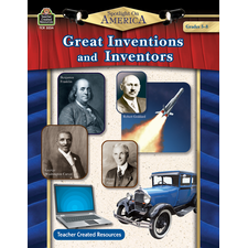 Spotlight On America: Great Inventions & Inventors