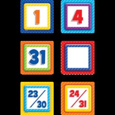Playful Patterns Calendar Days