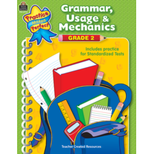 Grammar, Usage & Mechanics Grade 2