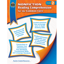 Nonfiction Reading Comprehension for the Common Core Grade 2