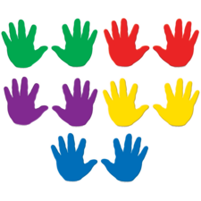 Handprints Accents