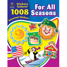 For All Seasons Sticker Book