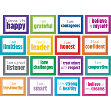Positive Posters Bulletin Board Display Set