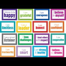 Positive Posters Bulletin Board Display Set