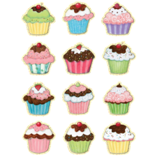 Cupcakes Mini Accents from Susan Winget