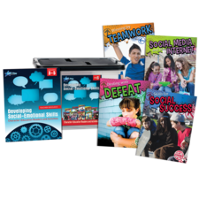 Developing Social-Emotional Skills Complete Program Grades 3-5: English