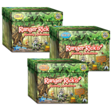 Ranger Rick's Reading Adventures Complete Program Grades 2-5