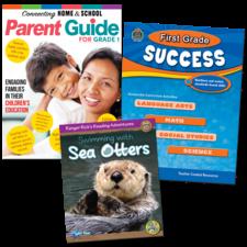 First Grade Success Pack