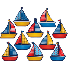 Sailboats Accents