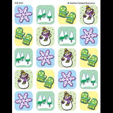 Winter Season Stickers