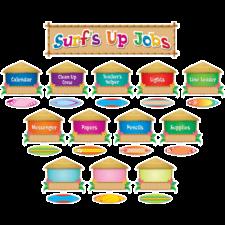 Surfs Up Jobs Mini Bulletin Board