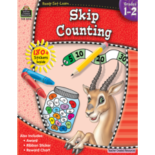 Ready-Set-Learn: Skip Counting Grade 1-2