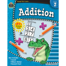 Ready-Set-Learn: Addition Grade 2
