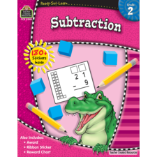 Ready-Set-Learn: Subtraction Grade 2