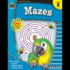 Ready-Set-Learn: Mazes Grade K