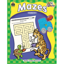 Start to Finish: Mazes Grade K-1