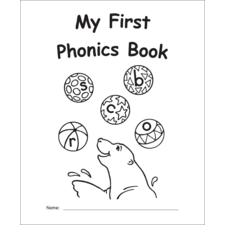 My Own Books: My First Phonics Book
