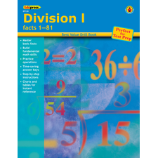 Best Value Drill Book Division 1