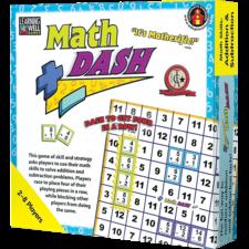 Math Dash Game: Addition/Subtraction