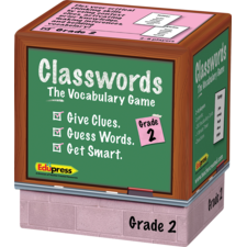 Classwords Grade 2
