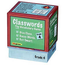 Classwords Grade 4