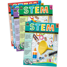 STEM: Engaging Hands-On Activities Set Grades 1-5