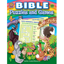Bible Puzzles and Games