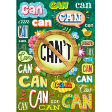I Can Positive Poster