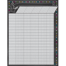 Chalkboard Brights Incentive Chart