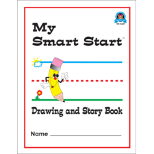 Smart Start Drawing & Story Book 1-2 Journals Class Pack-24