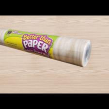 Light Maple Wood Better Than Paper Bulletin Board Roll