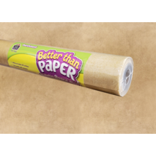 Parchment Better Than Paper Bulletin Board Roll