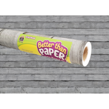 Gray Wood Better Than Paper Bulletin Board Roll